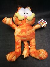 Garfield Plush Stuffed Cat Toy Giant Animal Doll Set 20 inches