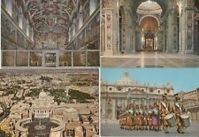 VATICAN ITALY ITALIE 300 CPM (mostly 1960-2000)