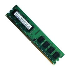 1GB DDR2 800 PC2-6400 Single Stick PC Memory Various Brands