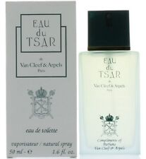 Eau De Tsar by Van Cleef & Arpels for Men EDT Cologne Spray 1.6 oz.-Tester NEW
