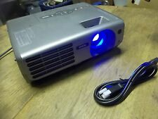 Epson EMP-81 LCD Projector 1072 Lamp Hours, w/ NEW Power Cord *FREE SHIPPING*