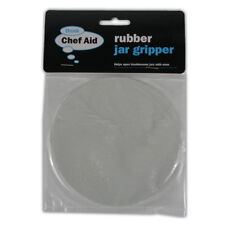 "Quality CHEF AID Rubber Jar + Bottle Gripper Opener EASY 5"" 12.5cm diam"