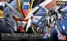 Strike Freedom Gundam RG 14 Real Grade 1/144 Model Figure Kit Bandai Seed