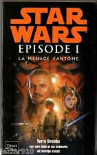 STAR WARS EPISODE 1 ¤ LA MENACE FANTOME ¤ 06/2002 fleuve noir