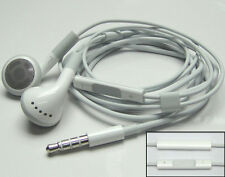 earphones headsets with remote for iPod touch 3rd 4th shuffle 3rd 4th 5th 6th