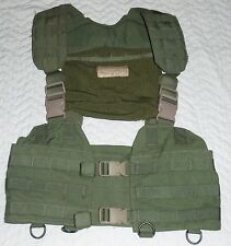 GI SURPLUS LBT 9019B MOLLE LONDON BRIDGE TRADING H HARNESS VEST Special Forces