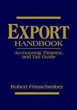Export Handbook: Accounting, Finance, and Tax Guide