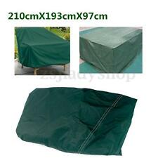 210x193x97cm Waterproof Outdoor Garden Patio Furniture Cover Table Chair Shelter