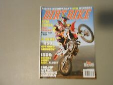 JANUARY 2014 DIRT BIKE MAGAZINE,6 BIKE 450SHOOTOUT,ISDE,NEW HUSKYS,KTM300SX,AMA
