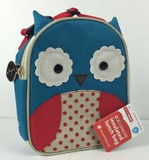 Skip Hop Zoo Lunchie Owl Insulated Lunch Bag NWT New Picnic School Travel