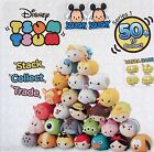 TSUM TSUM DISNEY Squishy RUBBER Figures Choose Characters Inc Rares Comb.Postage