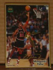 Michael Jordan Clock 1998 UPPER DECK Authenticated Sports Collectibles