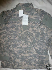 ACU Combat Uniform Shirt NWT Medium Regular Insect Shield Flame Resistant