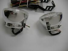 BMW MINI COOPER FOG LIGHTS for Grille driving lamps kit pair set lamp grill s b