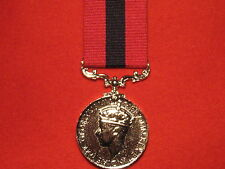 FULL SIZE DISTINGUISHED CONDUCT MEDAL DCM GVI MUSEUM COPY MEDAL WITH RIBBON.
