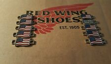 red wing boot lace keepers , 5 pairs