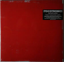 Tocotronic - Das Rote Album 2LP/Download 180g red vinyl NEU/SEALED gatefold