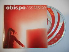 PASCAL OBISPO : ASSASSINE [ CD SINGLE PORT GRATUIT ]