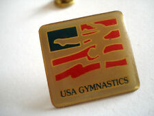 PINS RARE USA GYMNASTIQUE GYM GYMNASTICS
