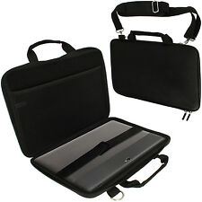 "Black EVA Travel Hard Case for HP Envy x2 11-g030ea 11-g000ea 11.6"" Tablet Cover"