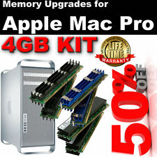 Kit De 4gb Mac Pro Early 2008 4 Core / 8 Core (2,8 MHZ, 3.0 Mhz, 3.2 Mhz) macpro3,1