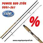 Exori Power Rod Stör Rute 3-teilig 3,60m WG 160g 4lb Top auf Wels/Waller/Karpfen