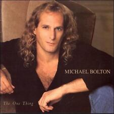 The One Thing CD by Michael Bolton