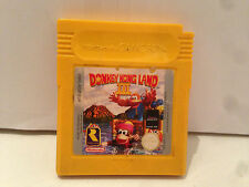 Donkey Kong Land III 3 Nintendo Game Boy Pal Loose