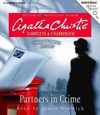 Mystery Masters: Partners in Crime by Agatha Christie (2005, CD, Unabridged)