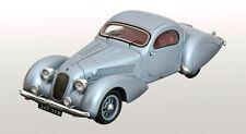 Spark 1/43 1938 Talbot-Lago T23 Figoni & Falashi Teardrop Coupe SilverBlue S2721