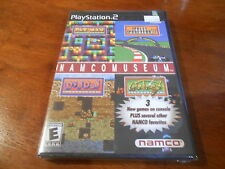 +++ NAMCO MUSEUM Sony Playstation 2 PS2 Game NEW SEALED!! +++