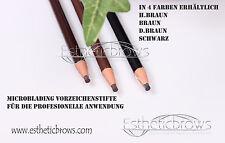 Microblading/Permanent make up Vorzeichen Stift Braun Profi