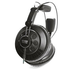 Superlux HD668B Semi-open Dynamic Professional Studio Monitoring Headphones New