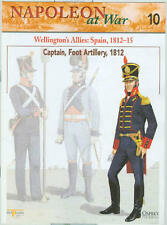Osprey-Napoleonic Wars-British Allies-Peninsula-Spain 1812-Uniforms-Arms-Guide!