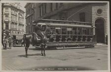 BRAZIL SAO PAULO FISCAL DE VEHICULOS N° 93 REAL PHOTO TRAMWAY RRR