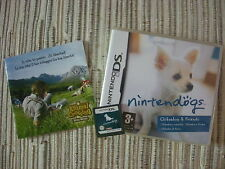 NINTENDO DS NINTENDOGS CHIHUAHUA & FRIENDS USADO BUEN ESTADO