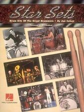 Star Sets - Drum Kits of the Great Drummers - Jon Cohan