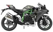 New!! Skynet Aoshima Kawasaki Ninja H2 1/12 Scale Finished Model Japan Import