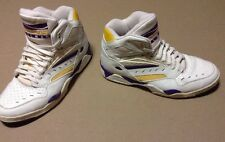 1991 VINTAGE Catapult LA GEAR MAILMAN KARL MALONE BB SHOES  ::VNC::