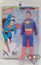 "SUPERMAN DC Comics Retro Style 8"" inch Action Figure Series 1 2014"