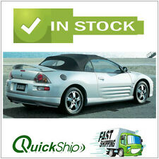 2000-2005 Mitsubishi Eclipse Convertible Top With Defroster Glass Window