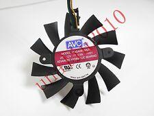 75mm DASA0815R2U 0.6A fan For VGA Video Card  GTX 550 Ti GTX 560