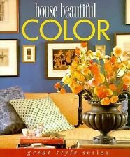 House Beautiful: Color Great style series)