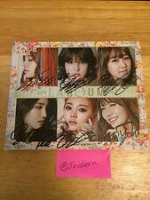 Laboum Petit Macaron Signed Single CD Autographed Authentic KPOP Mwave M&G