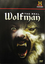 THE REAL WOLFMAN  (DVD) *** Brand New & Sealed ****