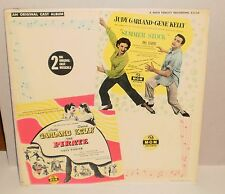 "Judy Garland & Gene Kelly double LP - ""Summer Stock"" and  ""The Pirate "" EX+"