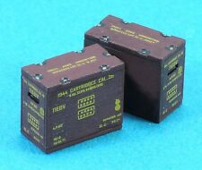 LEGEND PRODUCTION, LF1295, M1917 CAL.30 AMMO CRATE SET (8RD CLIP/8EA),1:35