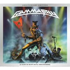 GAMMA RAY - Lust for Life Live Remastered 2016 DIGIPACK