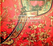 Straits Chinese Embroidery and Beadwork - Lillian Tong