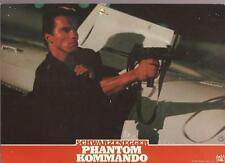 Aushangfoto - Phantom Kommando (Arnold Schwarzenegger)